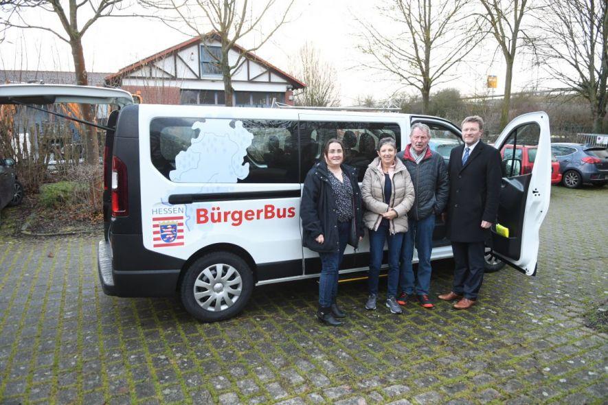 Brgerbus-Start